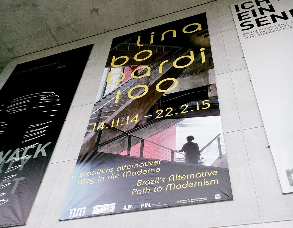 LINA BO BARDI 100: Exhibition