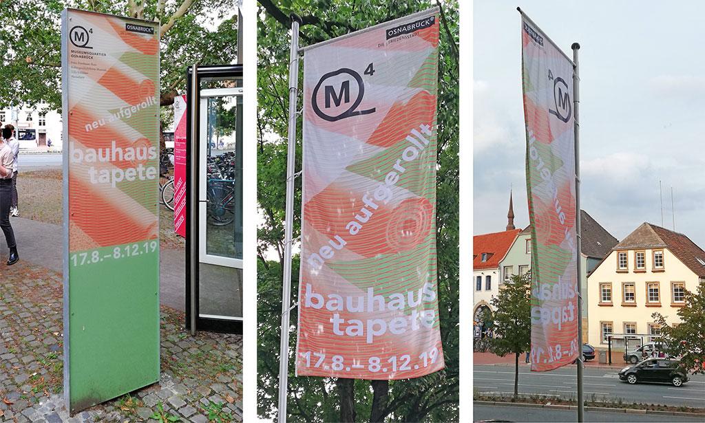 Bauhaustapete_Fahnen