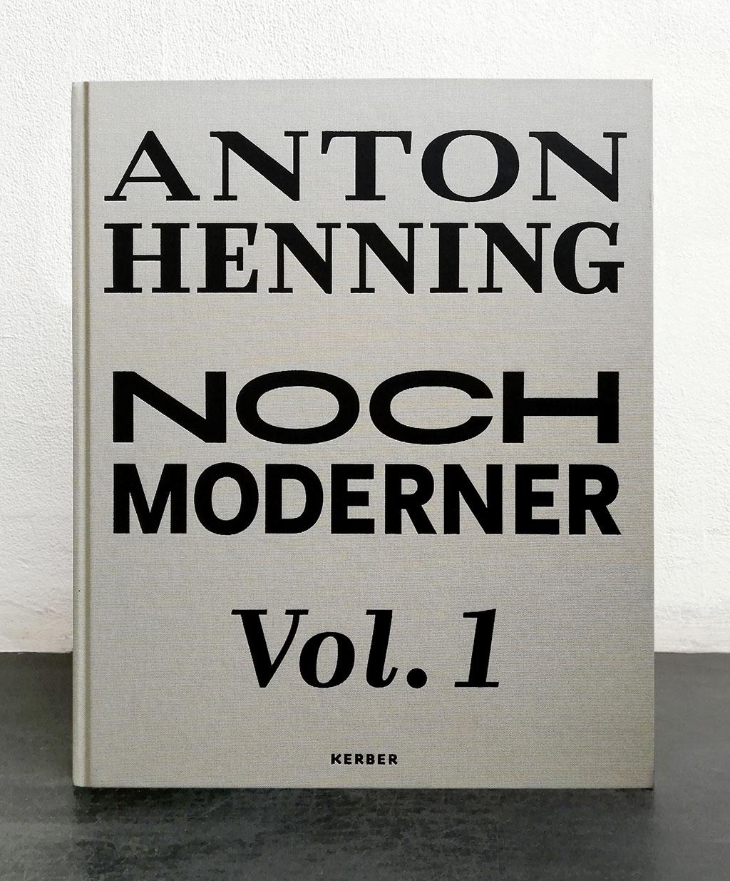 ANTON HENNING VOL. 1
