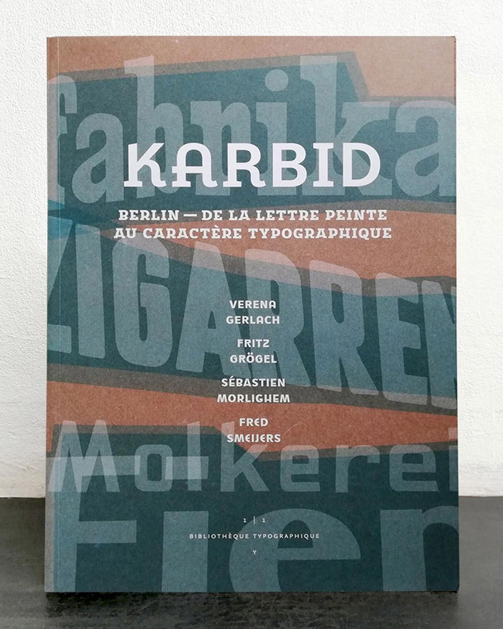 KARBID: The Book