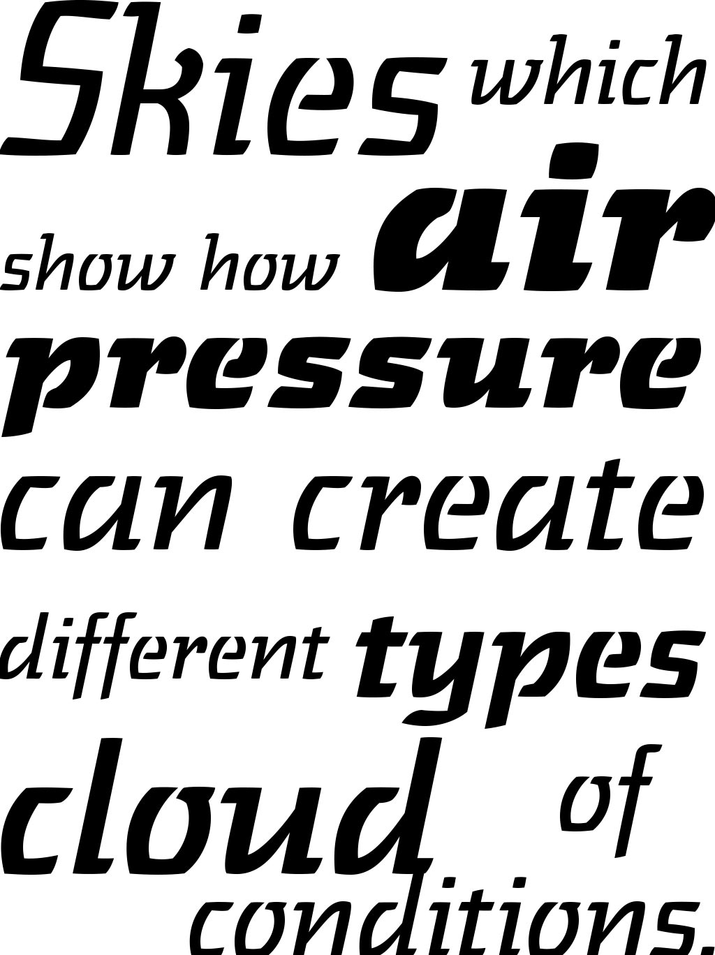 SCHRIFTMUSTER_ToujaSlab